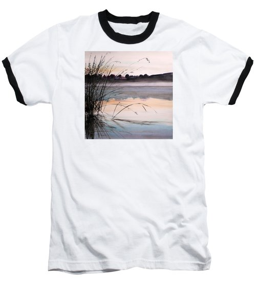 Morning Light Baseball T-Shirt by John Williams