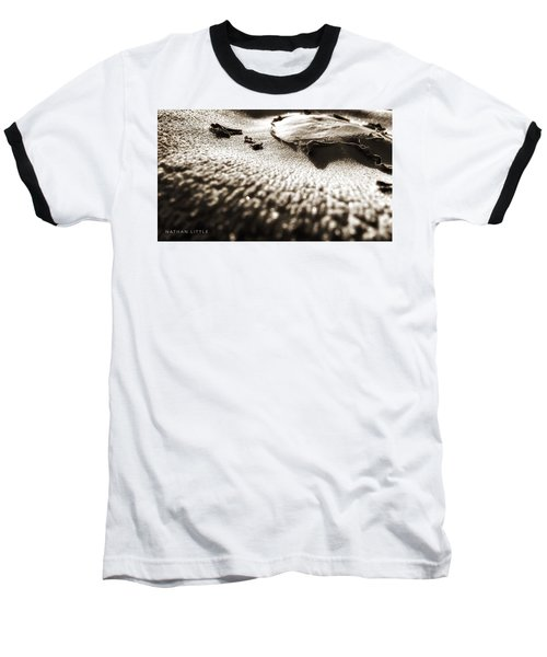 Morning Mushroom Top Baseball T-Shirt