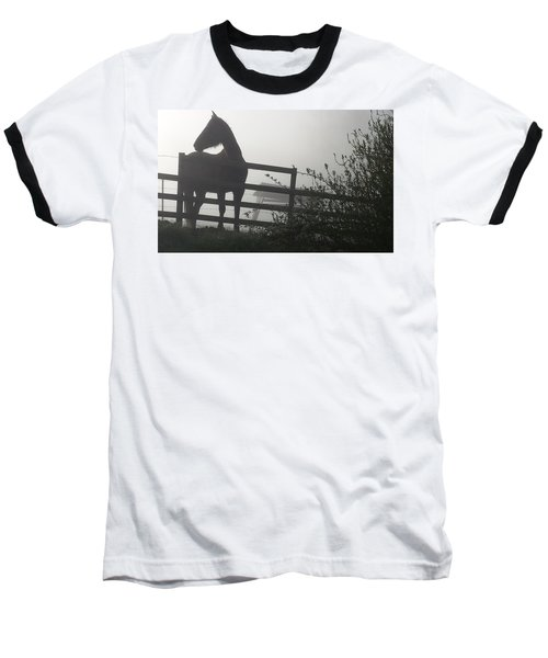 Morning Silhouette #2 Baseball T-Shirt