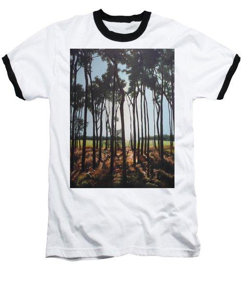 Morning Walk. Baseball T-Shirt