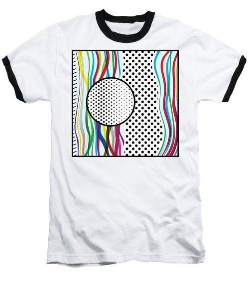 Morris Pop-art Baseball T-Shirt