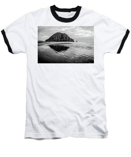 Morro Rock II Baseball T-Shirt