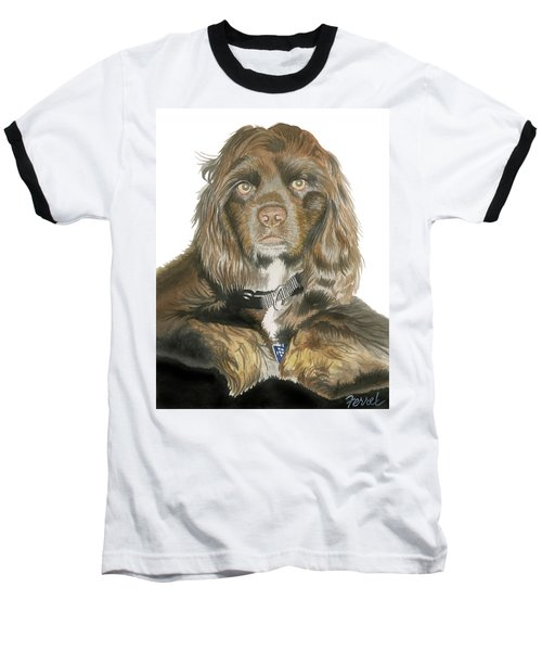 Mose - Cocker Spaniel Baseball T-Shirt
