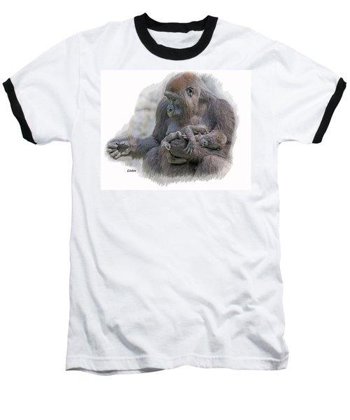 Motherhood 8 Baseball T-Shirt
