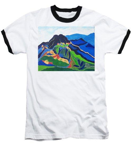 Mount Canigou Baseball T-Shirt