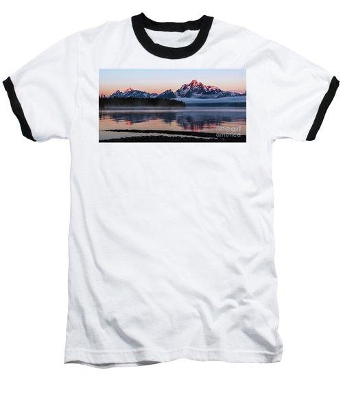 Mount Moran Baseball T-Shirt