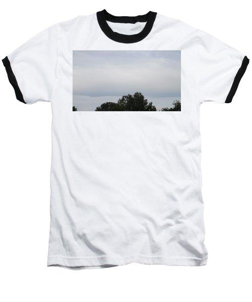 Mountain Clouds 3 Baseball T-Shirt by Don Koester