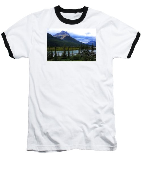 Mountain High Baseball T-Shirt