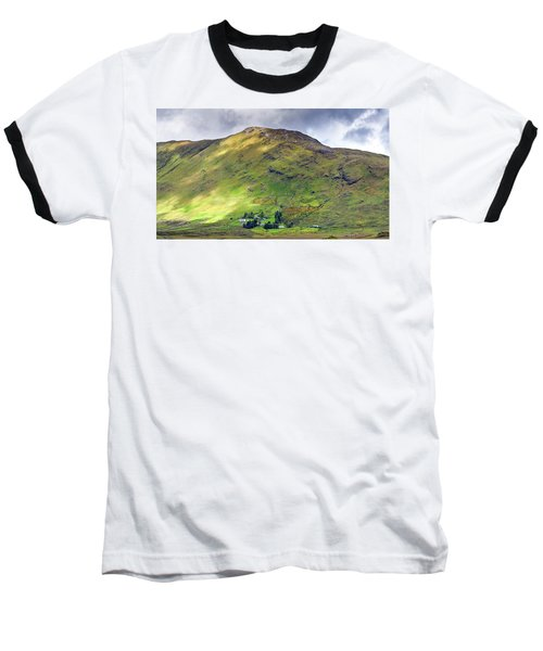 Mountains Of Ireland Baseball T-Shirt