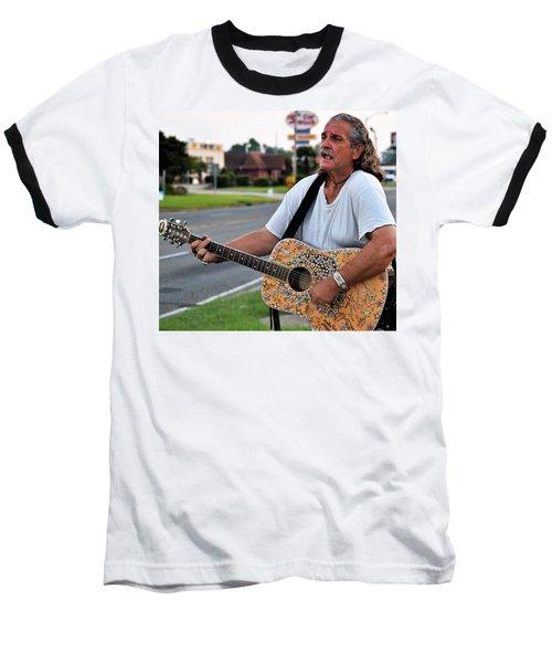 Mr. Terry Benoit Baseball T-Shirt