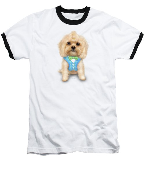 Mr.toby Waffles Baseball T-Shirt