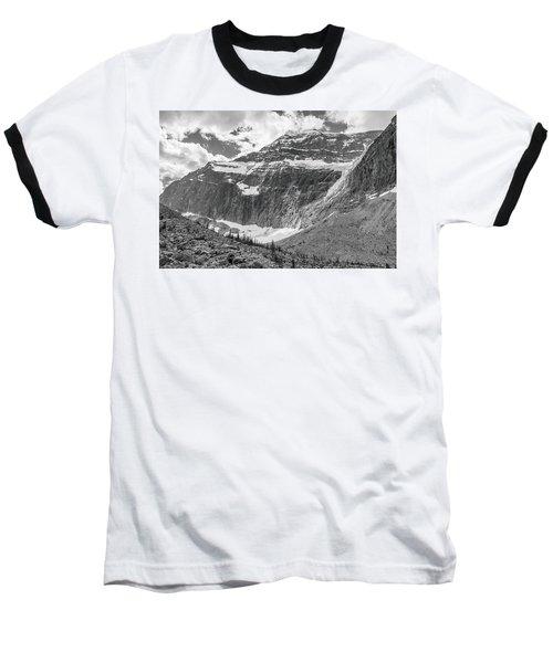 Mt. Edith Cavell Baseball T-Shirt