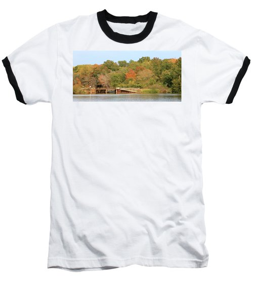 Murphy Mill Dam/bridge Baseball T-Shirt