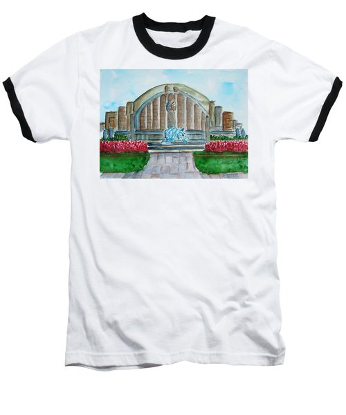 Museum Center Baseball T-Shirt
