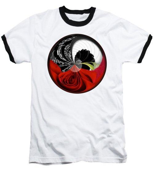 Music Orbit Baseball T-Shirt