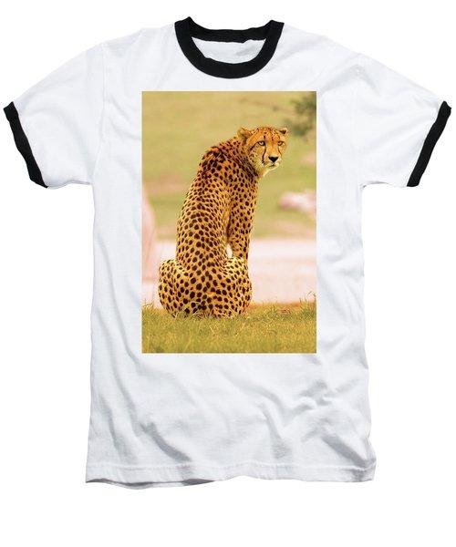 My Cheetah Baseball T-Shirt