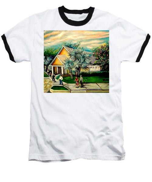 My Church Baseball T-Shirt