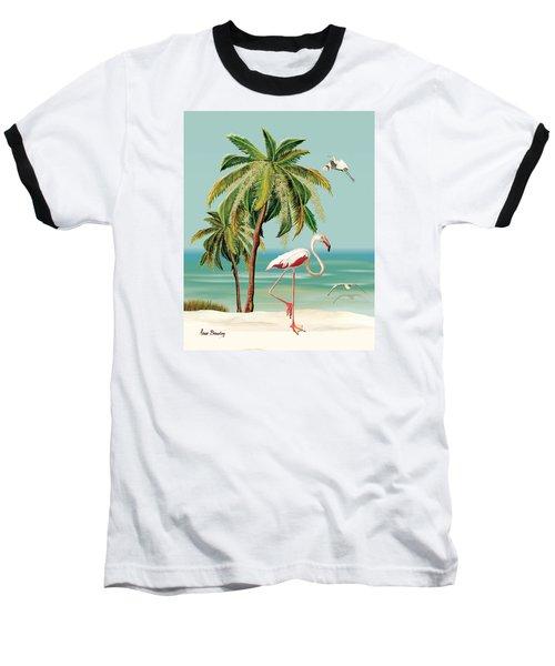 My Name Is Flame Baseball T-Shirt