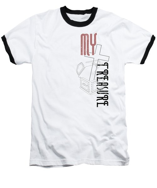 My Treasure Baseball T-Shirt