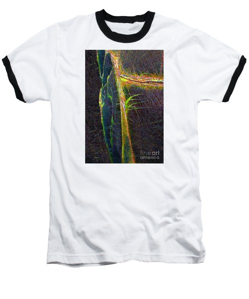 Mysterious Tree Baseball T-Shirt
