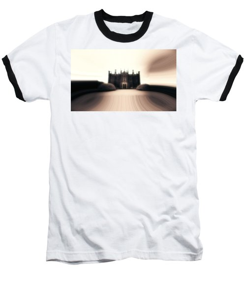 Baseball T-Shirt featuring the photograph Mystery by Keith Elliott