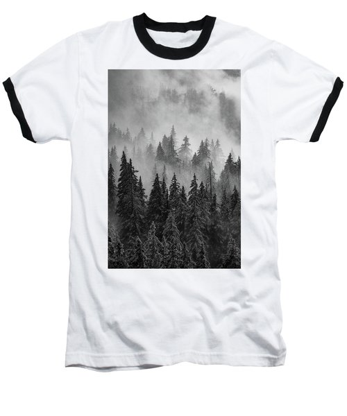 Baseball T-Shirt featuring the photograph Mystic  by Dustin LeFevre