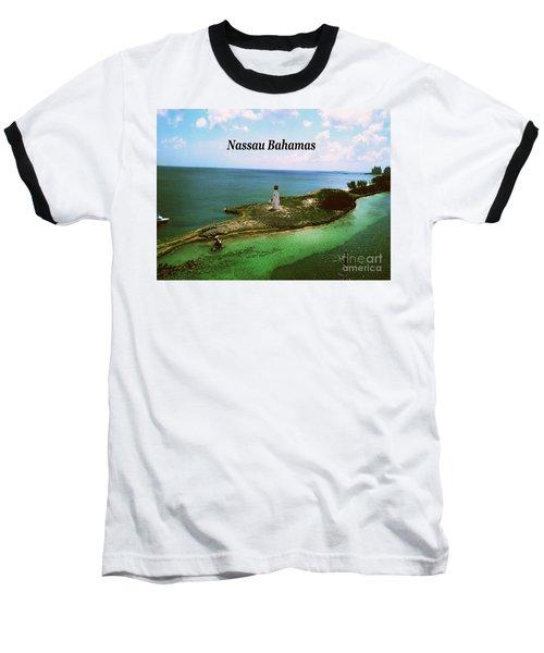 Baseball T-Shirt featuring the photograph Nassau by Gary Wonning