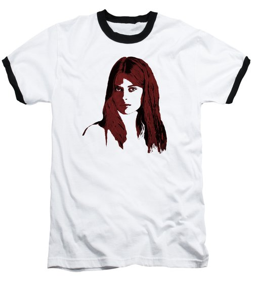 Nastassja Kinski 01 Baseball T-Shirt