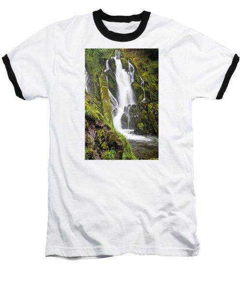 National Falls 1 Baseball T-Shirt by Greg Nyquist
