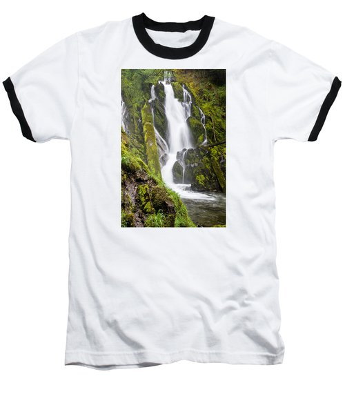 National Falls 1 Baseball T-Shirt