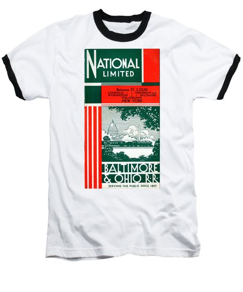 National Limited Baseball T-Shirt