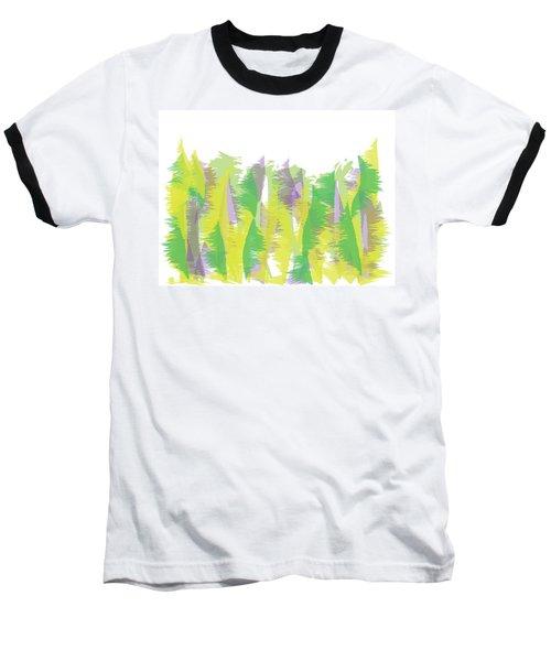 Nature - Abstract Baseball T-Shirt