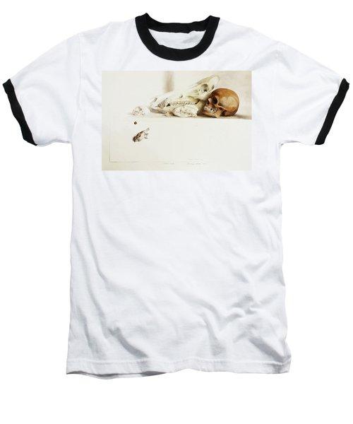 Nature Morte Baseball T-Shirt
