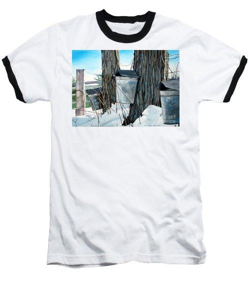 Nature's Candy Baseball T-Shirt
