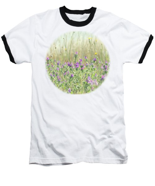 Nature's Graffiti Baseball T-Shirt