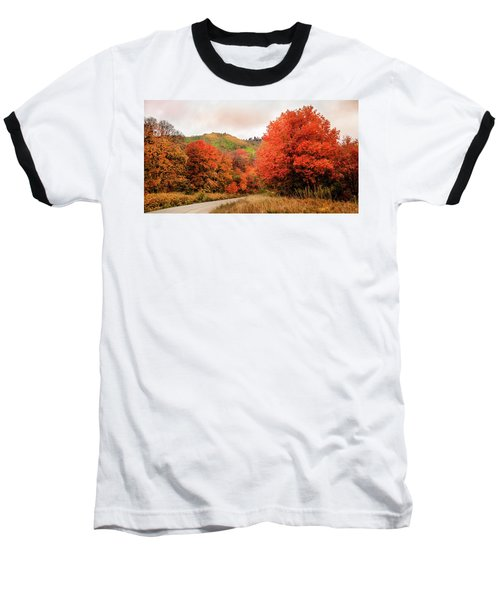Nature's Palette Baseball T-Shirt