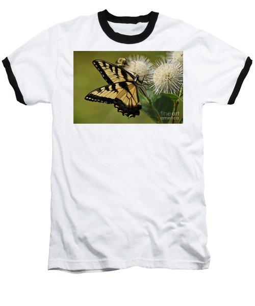 Natures Pin Cushion Baseball T-Shirt