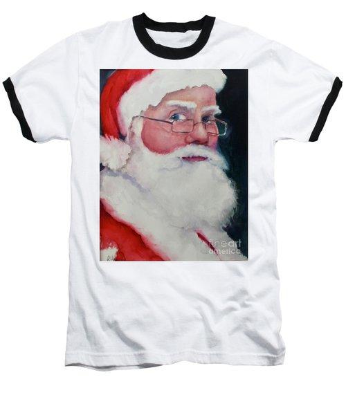 Naughty Or Nice ? Santa 2016 Baseball T-Shirt