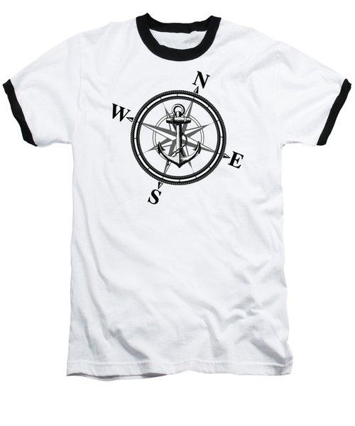 Nautica Bw Baseball T-Shirt