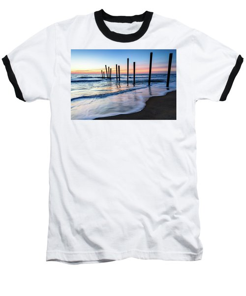 Nautical Morning Baseball T-Shirt