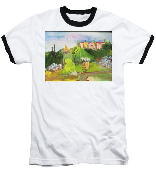 Near Tuscany Baseball T-Shirt