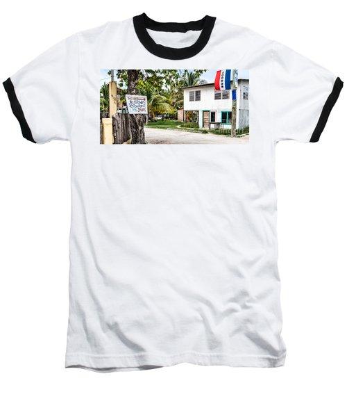 Neglected In Paradise Baseball T-Shirt
