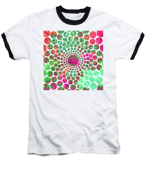 Neon Dream Baseball T-Shirt