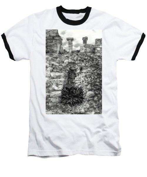 Nestle Rock B/w Baseball T-Shirt