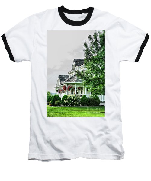 New England Beauty Baseball T-Shirt