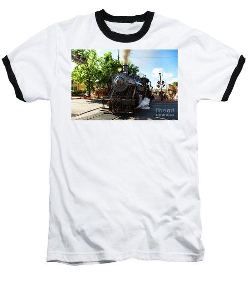 New Hope And Ivyland Railroad  Baseball T-Shirt