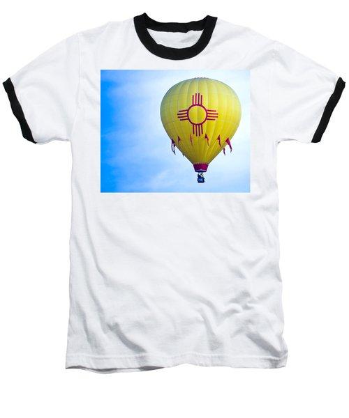 New Mexico Shines Baseball T-Shirt