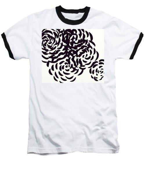 Floral Essence Baseball T-Shirt