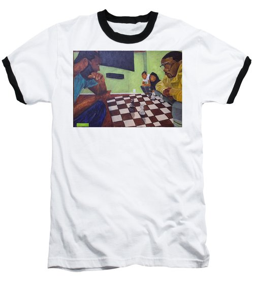 A Game Of Chess Baseball T-Shirt