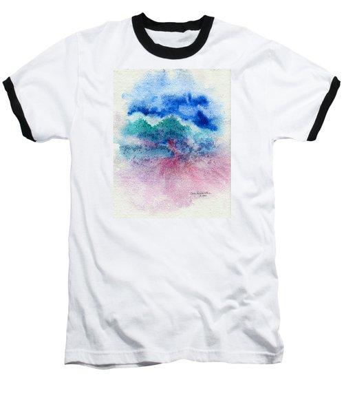 New Wave Baseball T-Shirt by Joan Hartenstein